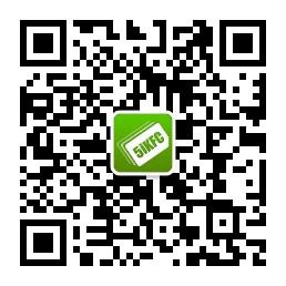 5iKFC微信公眾號二維碼