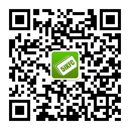 5ikFC微信訂閱號二維碼