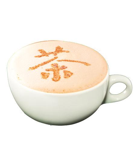 麦当劳阿萨姆奶茶