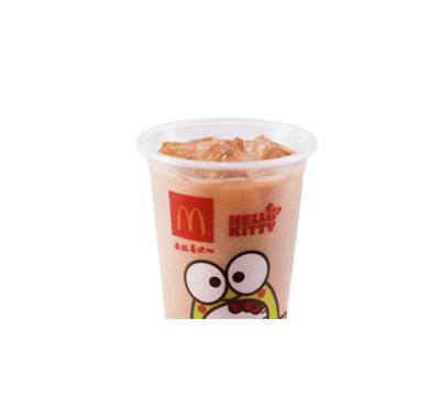 麦当劳泡泡球珍珠奶茶原味