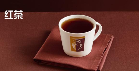 麦当劳红茶