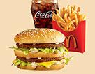 麥當勞巨無霸超值套餐