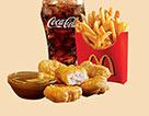 麥當勞麥樂雞超值套餐