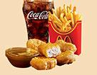 麥當勞麥樂雞超值套餐(大)