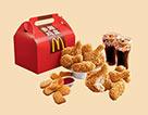 麥當勞麥趣雞盒