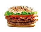 麥當勞培根蔬萃雙層牛堡