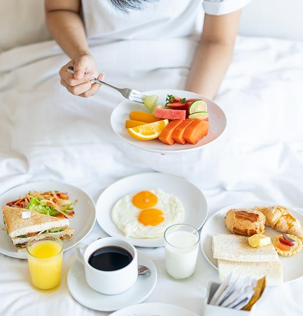 十二时辰辰时养生——宜早餐