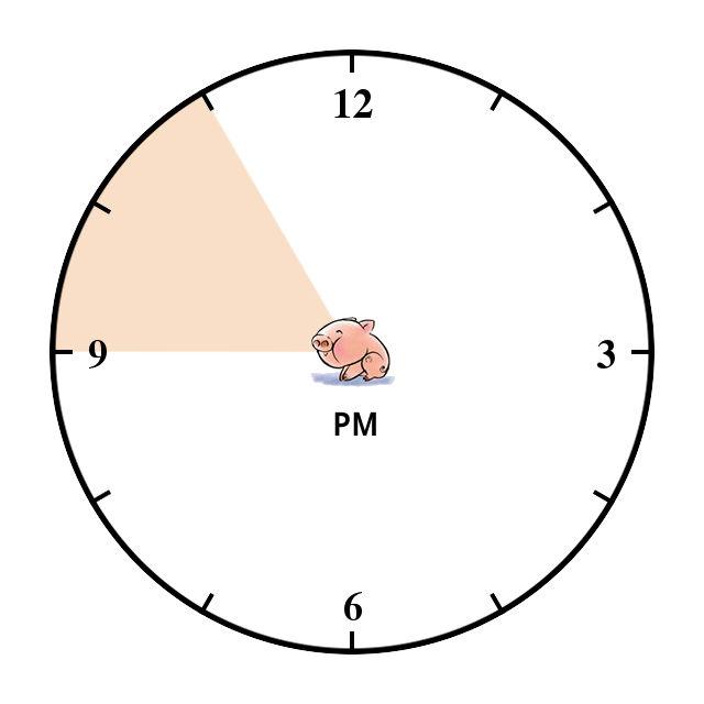 亥时对应时间21点到23点