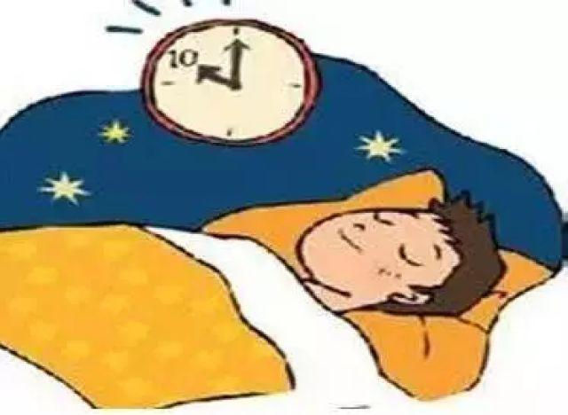 十二时辰亥时应入睡