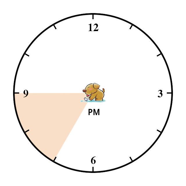 十二时辰戌时对应晚7时至9时